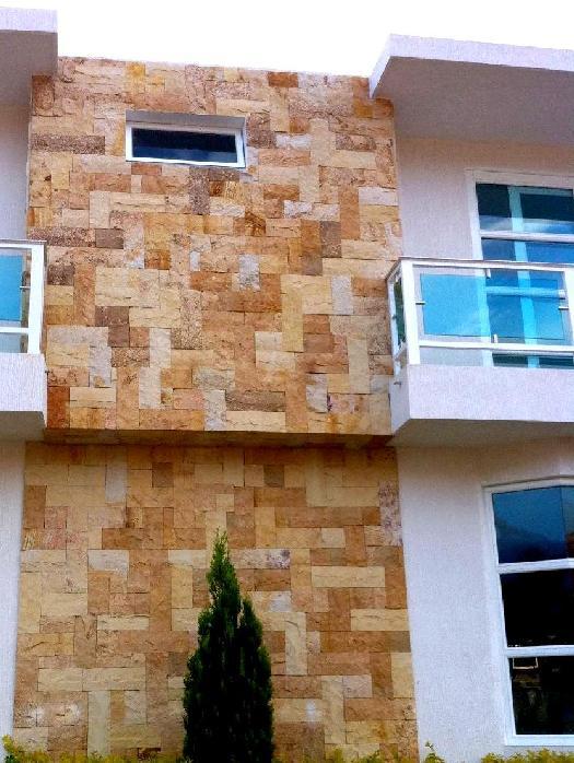 Marmoles y piedras del norte - Tipos de piedras para fachadas ...